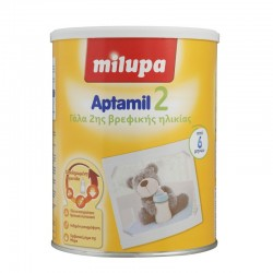 Aptamil 2 από τον 6ο Μήνα.