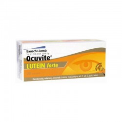 Occuvite Lutein Forte 30 ταμπλέτες