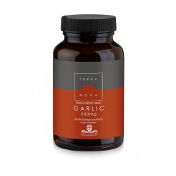 Garlic 500mg 50 κάψουλες