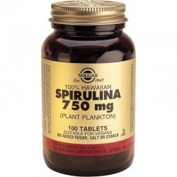 Spirulina 100 Ταμπλέτες