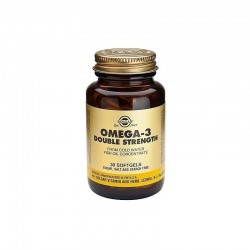 Omega-3 Double Strength 30 κάψουλες