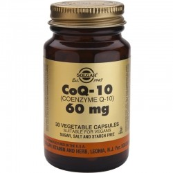 Coenzyme Q-10 60mg 30 κάψουλες