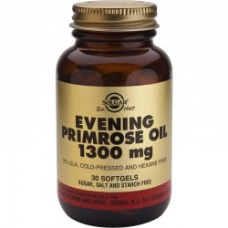 Evening Primrose Oil 1300 mg 30κάψουλες