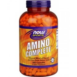 Amino Complete 750mg 360 κάψουλες