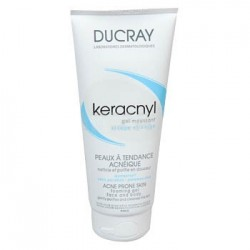 Keracnyl Gel Moussant 200ml Νέα Σύνθεση