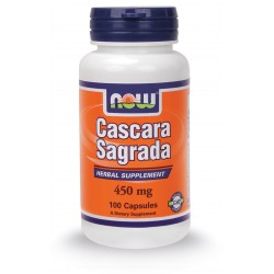 Cascara Sagrada 450mg 100 κάψουλες