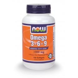 Omega 3-6-9 1000mg 100 μαλακές κάψουλες