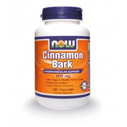 Cinnamon Bark 600mg 120 κάψουλες