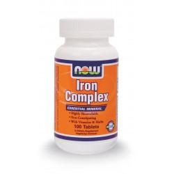 Iron Complex 100 ταμπλέτες