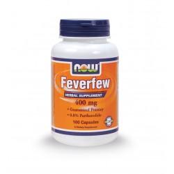 Feverfew 100 400mg κάψουλες