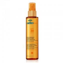 SUN tanning oil SPF 30 150ml