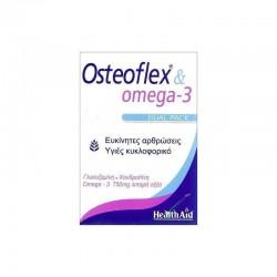 Osteoflex & Omega 3 30 ταμπλέτες & 30 κάψουλες