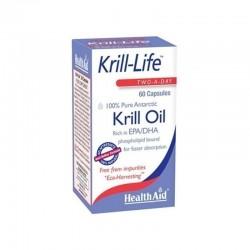 Krill – Life 500mg 60 κάψουλες