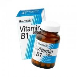 Vitamin B1 100mg 90 ταμπλέτες
