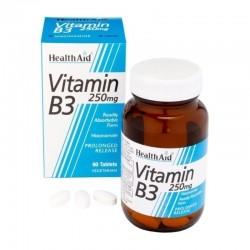 Vitamin Β3 250mg 90 ταμπλέτες