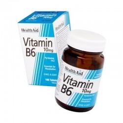 Vitamin Β6 100mg 90 ταμπλέτες