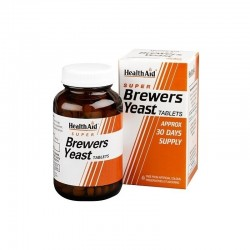 Brewers Yeast Μαγιά 500 ταμπλέτες