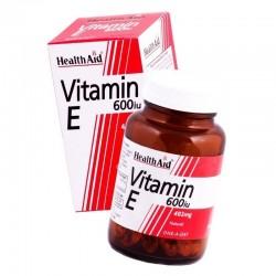 Vitamin E 600IU 402mg 60 κάψουλες