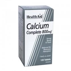 Calcium 800mg 120 ταμπλέτες