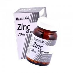 Zinc Gluconate 70mg 90 ταμπλέτες