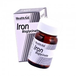 Iron Bisglycinate 30 ταμπλέτες