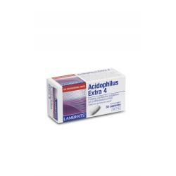 Acidophilus Extra 4 - Milk Free 30 κάψουλες