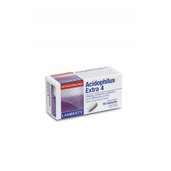 Acidophilus Extra 4 - Milk Free 60 κάψουλες