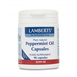 Peppermint Oil 50mg 90 Κάψουλες