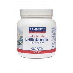 L –Glutamine Powder 500gr