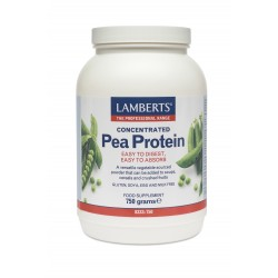 Natural Pea Protein 750 gr
