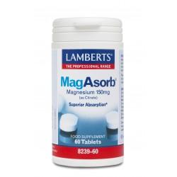 Mag Asorb 60 ταμπλέτες