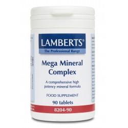 Mega Mineral Complex 90 ταμπλέτες