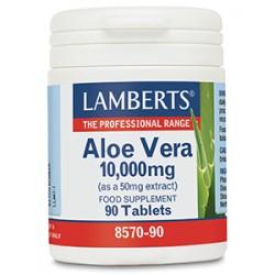 Aloe Vera 10.000 mg 90 ταμπλέτες