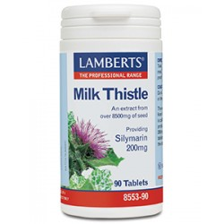 Milk Thistle 8500mg 60 ταμπλέτες