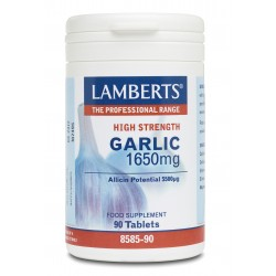 Garlic 1650mg 90 κάψουλες