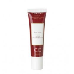 Άγριο Τριαντάφυλλο - CC Cream SPF 30 Medium 30ml