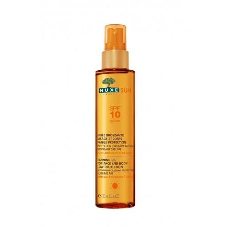 SUN Tanning Oil SPF10 150ml