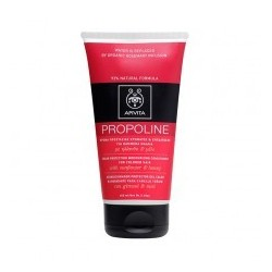 Κρέμα προστασίας χρώματος για βαμμένα μαλλιά με ηλίανθο & μέλι 150ml