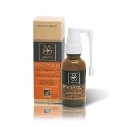Βιολογικό spray για το λαιμό με πρόπολη & αλθέα
