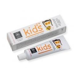 Οδοντόκρεμα kids2+με ρόδι & πρόπολη