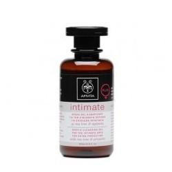Intimate  Plus- Απαλό gel καθαρισμού για την ευαίσθητη περιοχή   για επιπλέον προστασία με tea tree & πρόπολη