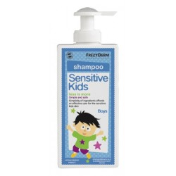 Sensitive Kid's Shampoo Boy 200ml
