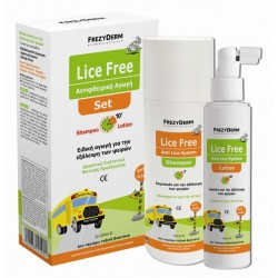 Lice Free Set (Shampoo & Lotion 2*125ml)
