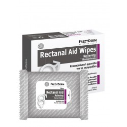 Rectanal Aid Wipes (20τμχ)
