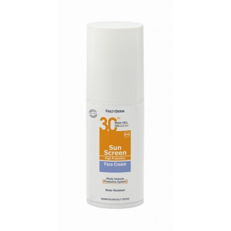 Sunscreen Face Cream SPF30 50ml