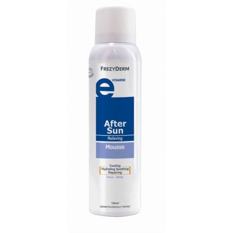 After Sun Mousse 150ml